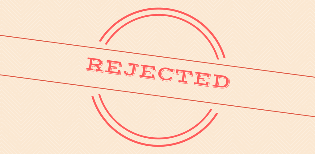 Rejected by clients