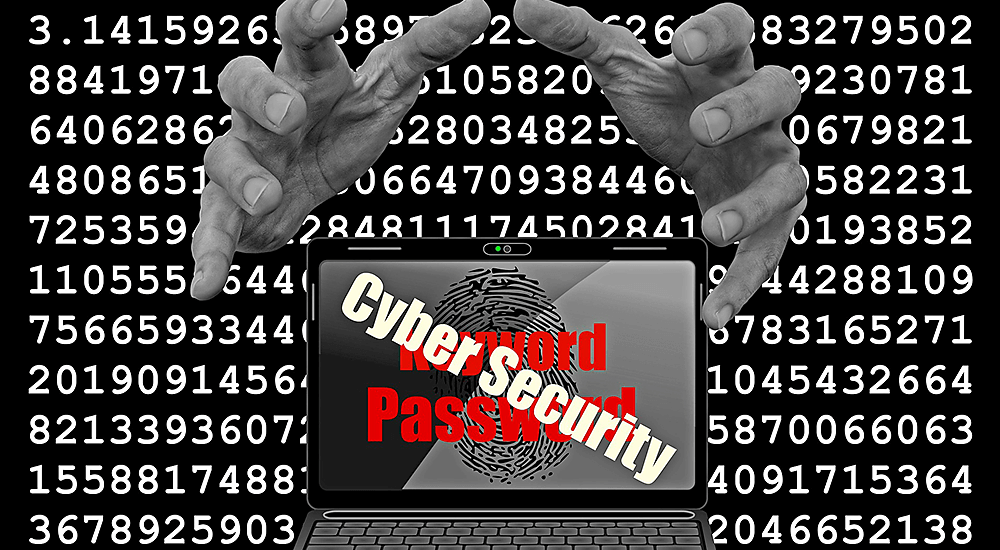 cyber security blackmail email